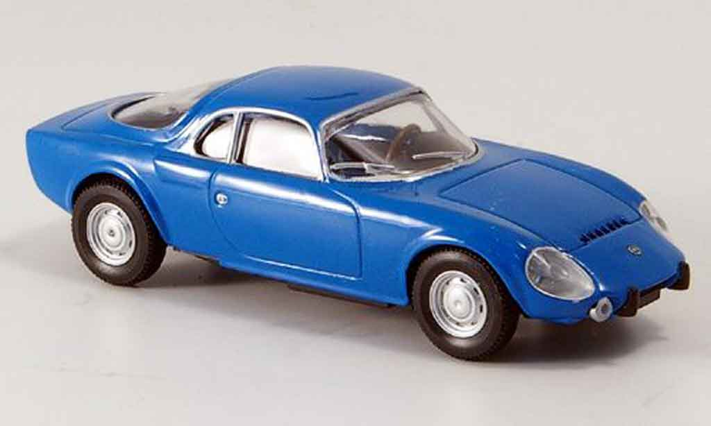 Matra Djet 1/43 Solido VI azul 1967 miniatura