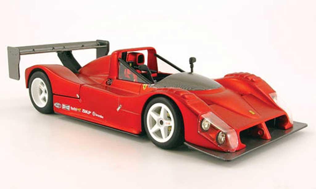 Ferrari 333 1/18 Hot Wheels Elite sp serie elite  rouge 60th ferrari