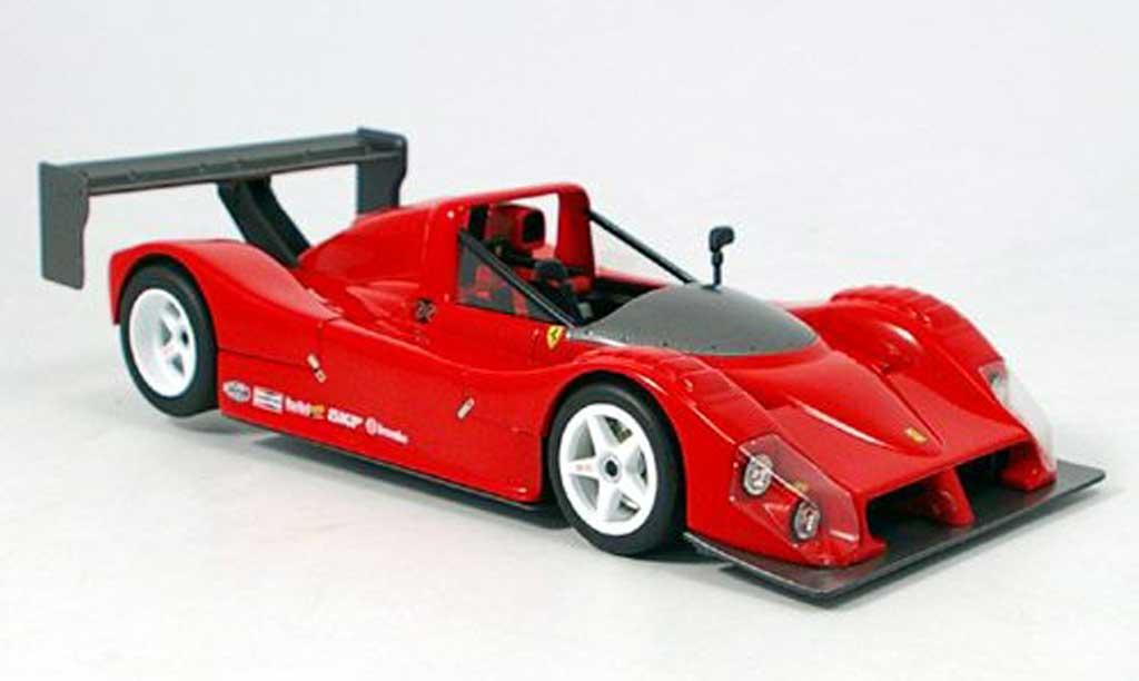 Ferrari 333 1/18 Hot Wheels Elite sp rouge serie elite miniature