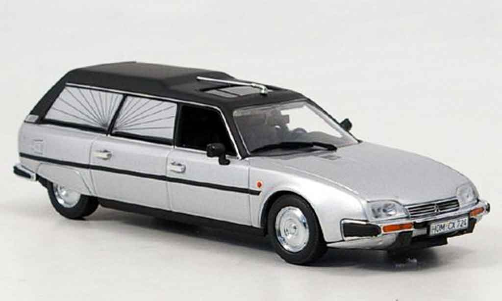 Citroen CX 1/43 Minichamps break bestattungswagen miniature