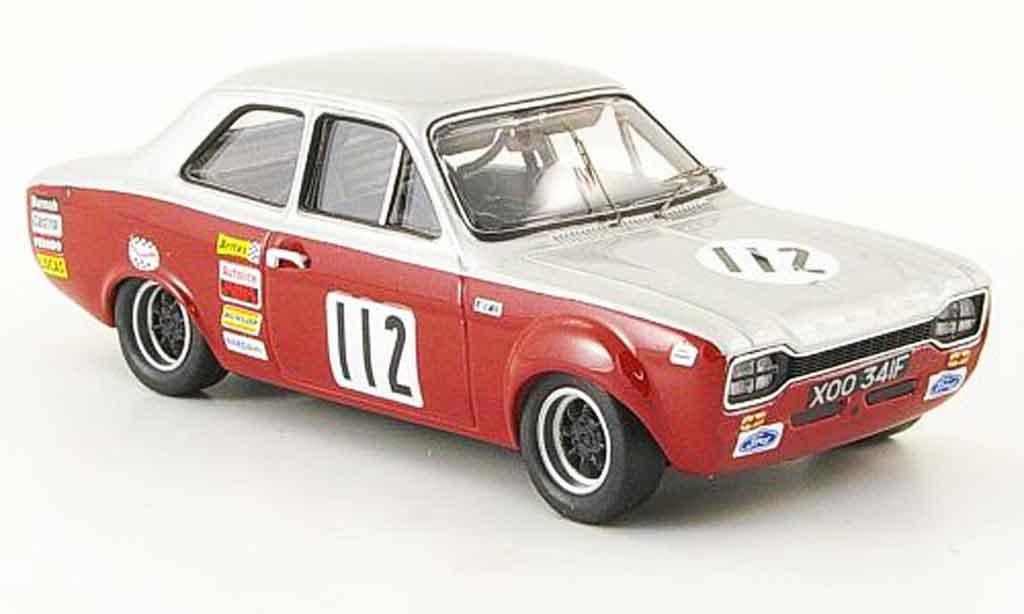 Ford Escort MK1 1/43 Trofeu 1300GT Fitzpatrick Broadspeed 1969 miniature