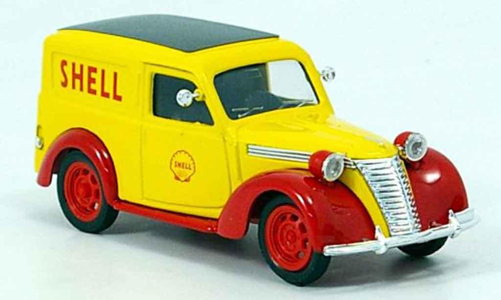 Fiat 1100 1/43 Brumm E S Lieferwagen miniature