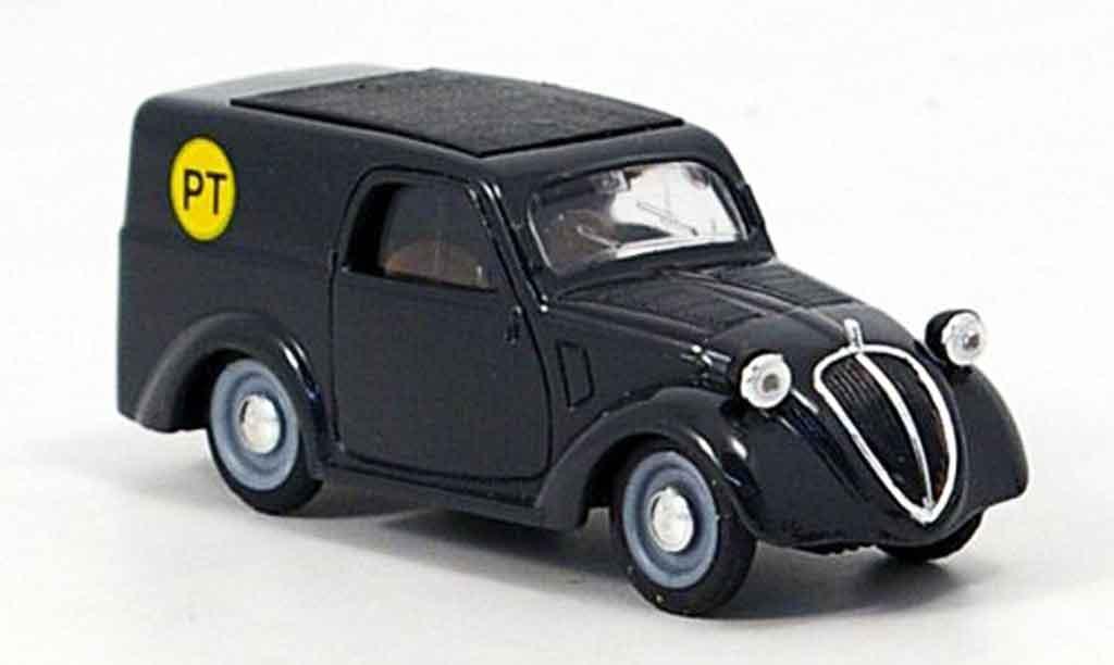 Fiat 500 1/43 Brumm B Lieferwagen Poste Telgrafi 1946 miniature