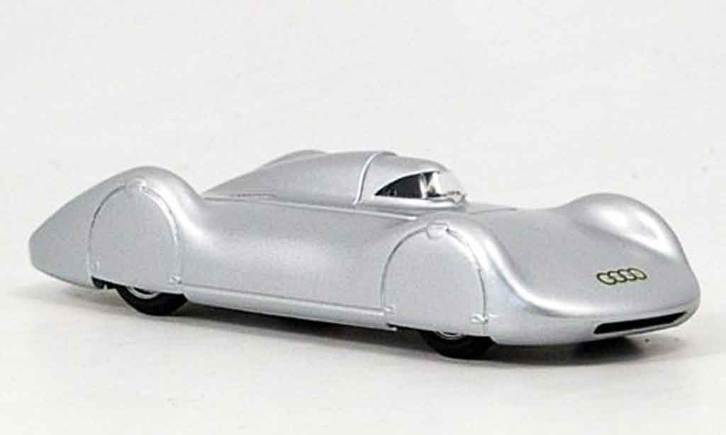 Auto Union Typ C 1/43 Brumm Stromlinie Stuck Speed Record 1937 miniature