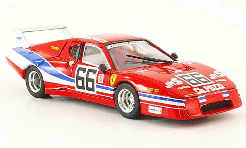 Ferrari 512 BB 1/43 Brumm no.66 daytona 1979 diecast model cars
