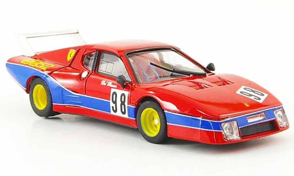 Ferrari 512 BB 1/43 Brumm no.98 monza 1982 diecast model cars
