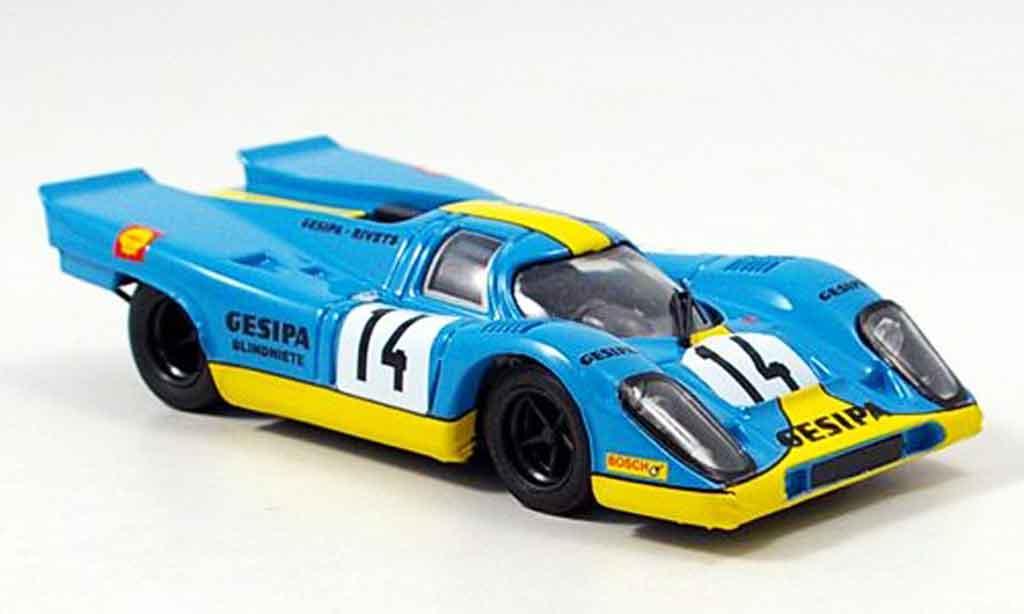 Porsche 917 1970 1/43 Brumm No.14 Gesipa Racing 1000km Monza miniature