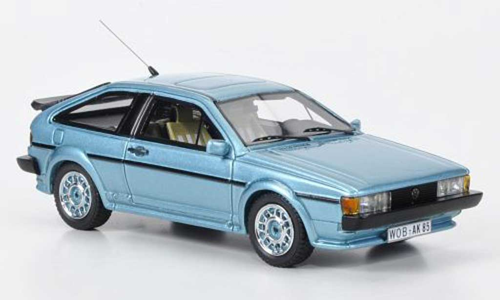 Volkswagen Scirocco GT 16V 1/43 Neo II Tropic turquoise diecast