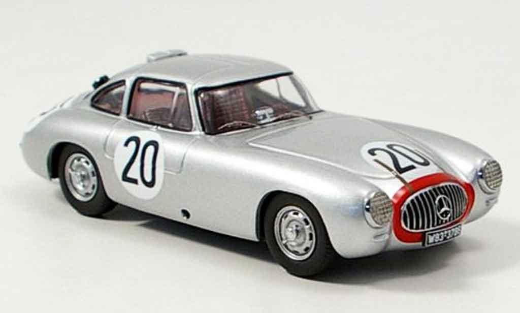 Mercedes 300 SL 1/43 IXO No.20 Le Mans 1952 miniatura