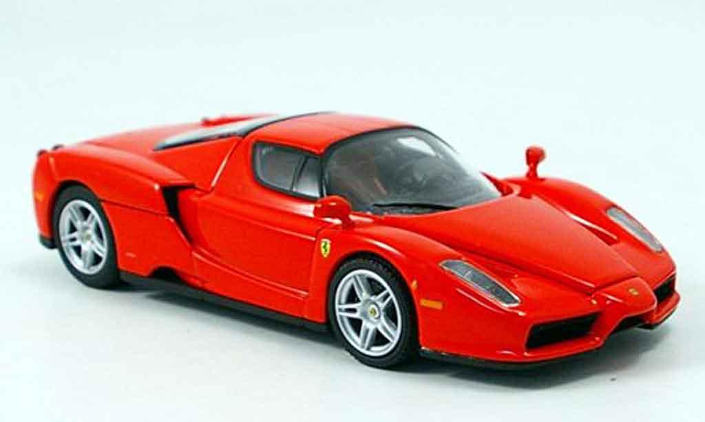 Ferrari Enzo 1/43 Kyosho rouge scuderia o red miniature