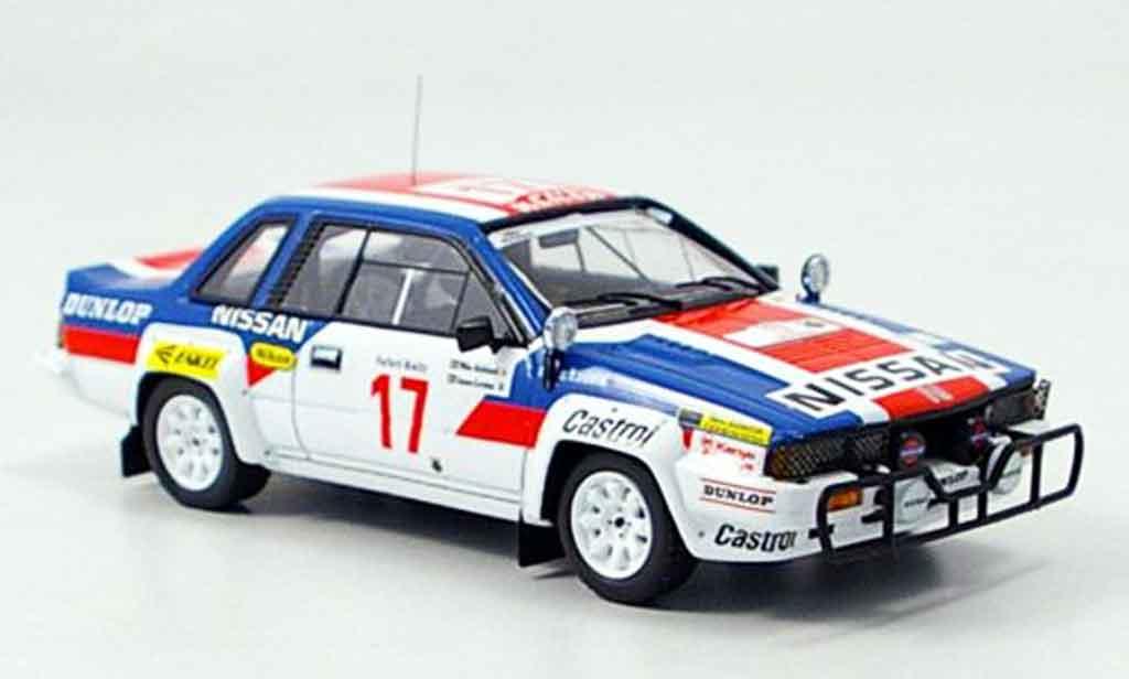Nissan 240 RS 1/43 Bizarre No.17 Levitan Dritter Platz Safari Rally 1985