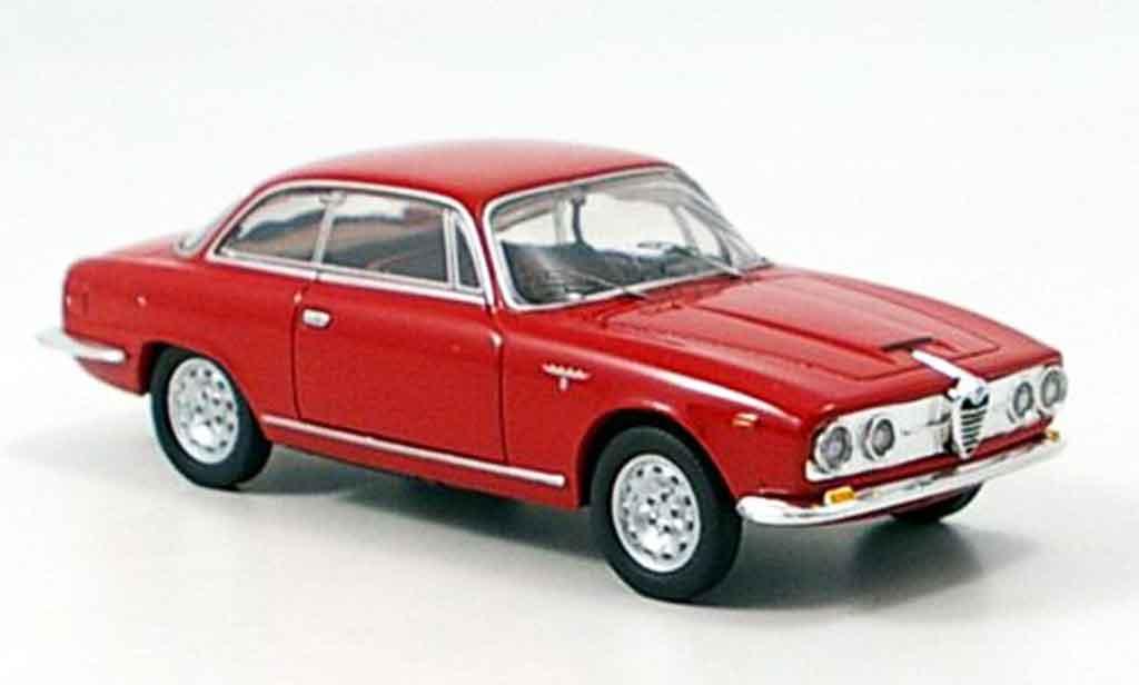 Alfa Romeo 2600 1/43 M4 sprint red 1962 diecast