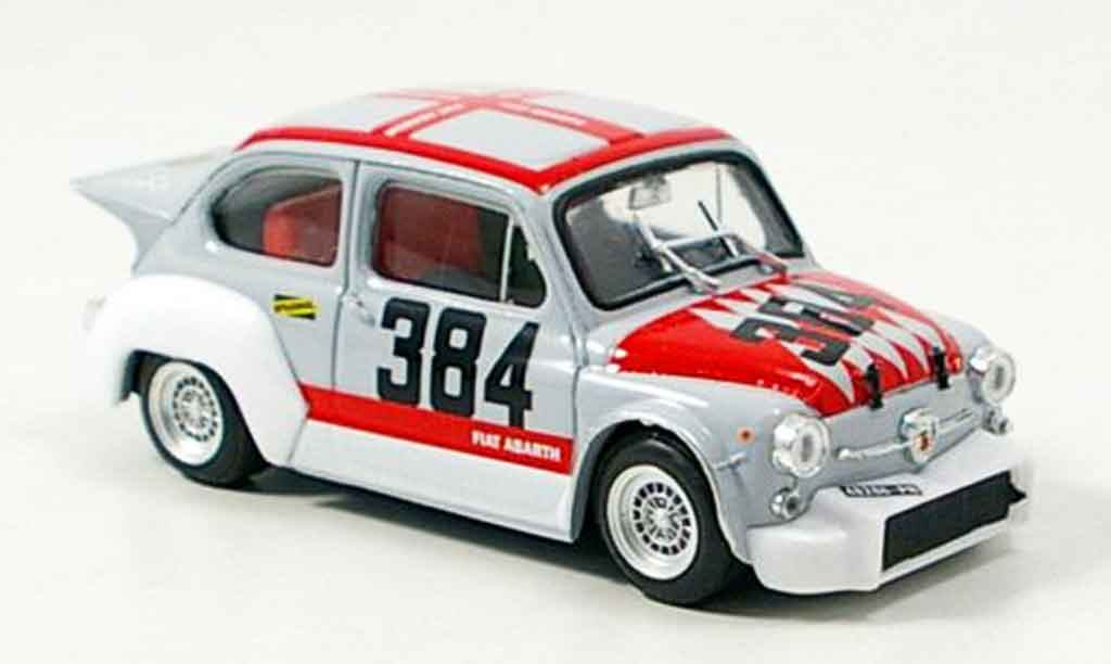 Fiat Abarth 1000 1/43 Brumm . No.384 Bondone 1971 miniature