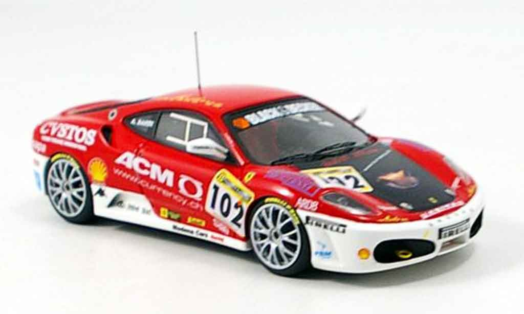 Ferrari F430 Challenge 1/43 Look Smart no.12 modena cars 2006 miniature