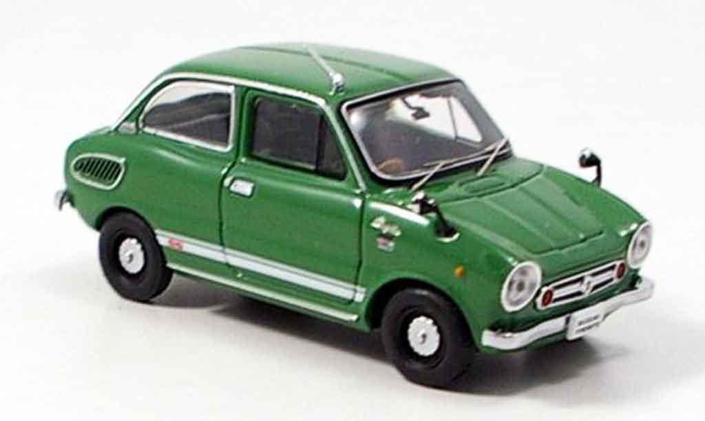 Suzuki Fronte 1/43 Ebbro SS verte 1968 miniature