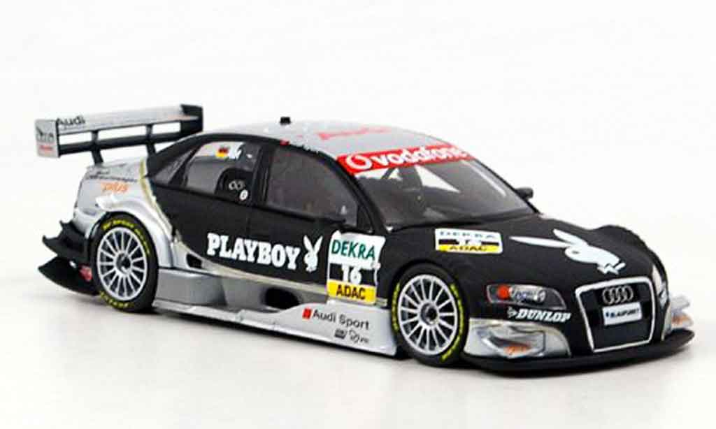 Audi A4 DTM 1/43 Minichamps Playboy Abt 2007 miniature