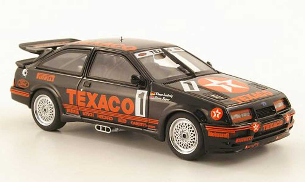 Ford Sierra Cosworth RS 1/43 Autoart Cosworth  500 Gr.A No.1 Texaco TWEM 1987 diecast