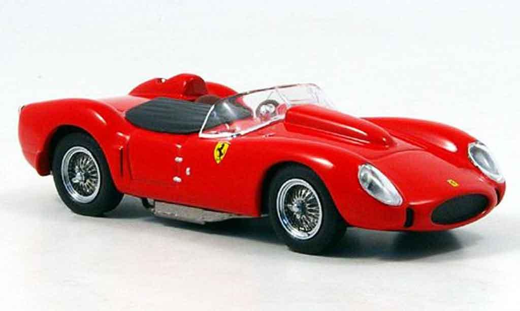 Ferrari 250 TR 1958 1/43 IXO testa rossa rouge