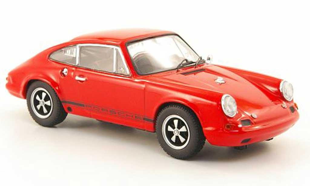 Porsche 911 1/43 Kyosho R rouge 1967 miniature