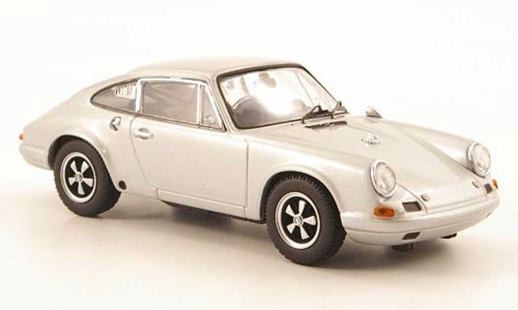 Porsche 911 1/43 Kyosho R grise  1967 miniature