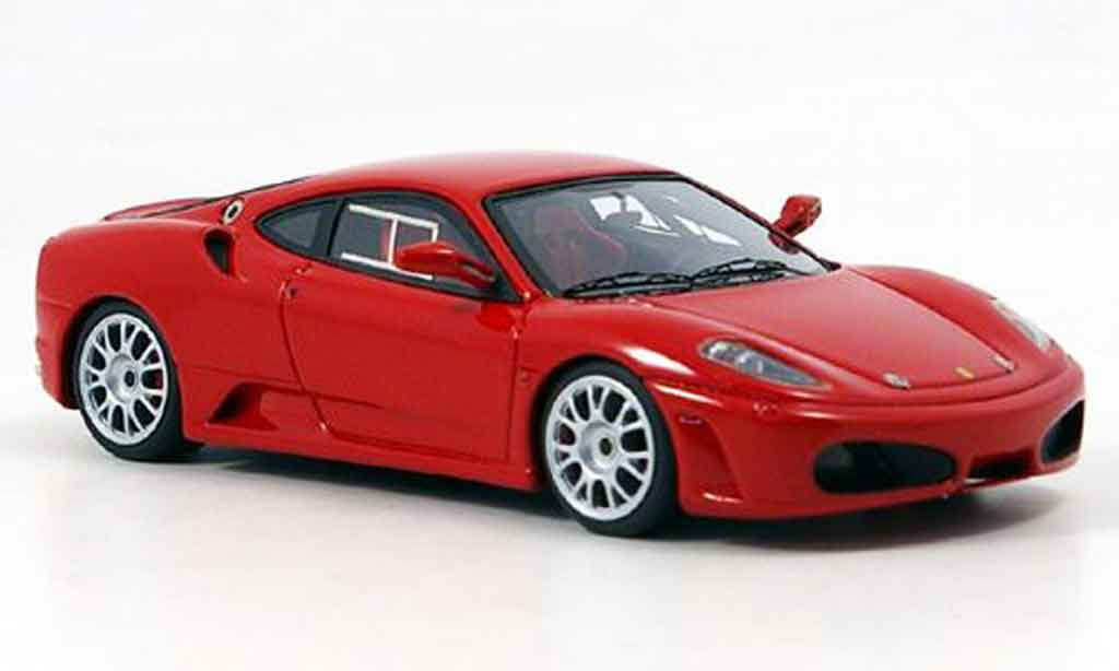 Ferrari F430 Challenge 1/43 Look Smart street red diecast