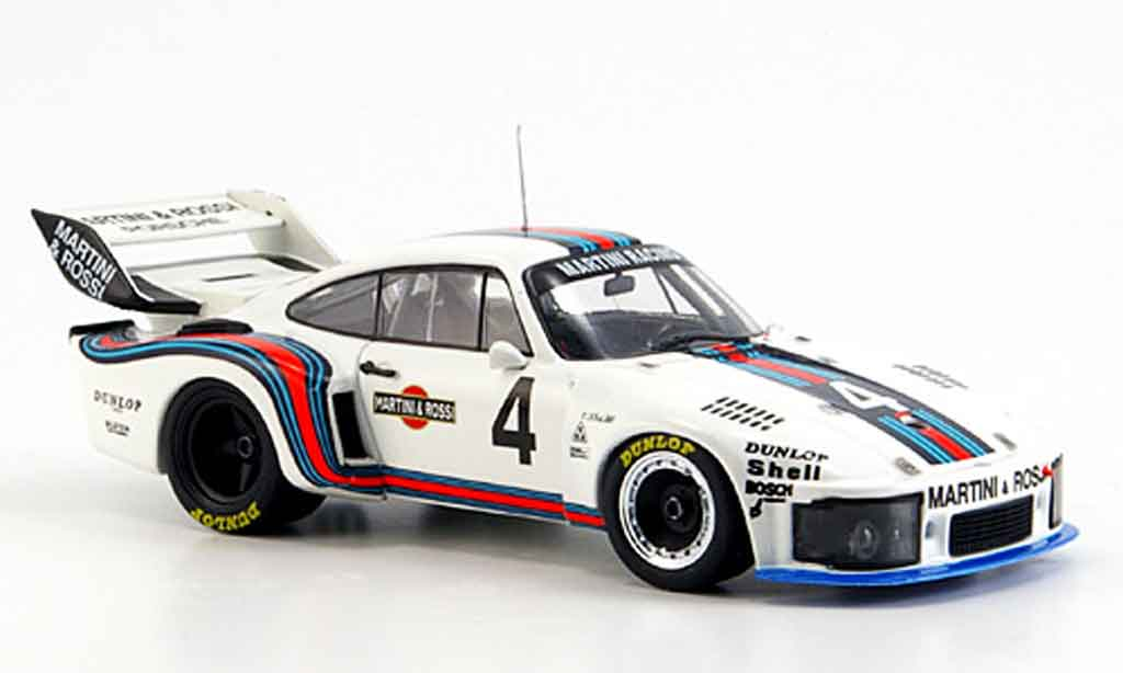 Porsche 935 1977 1/43 Ebbro Turbo Watkins Geln No.4 miniature