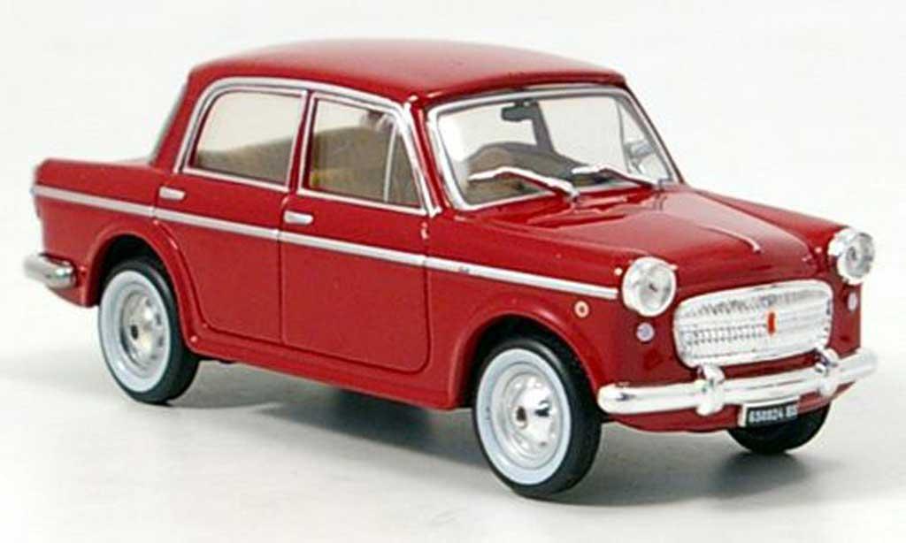 Fiat 1100 1/43 Starline Special dk. red 1966 diecast