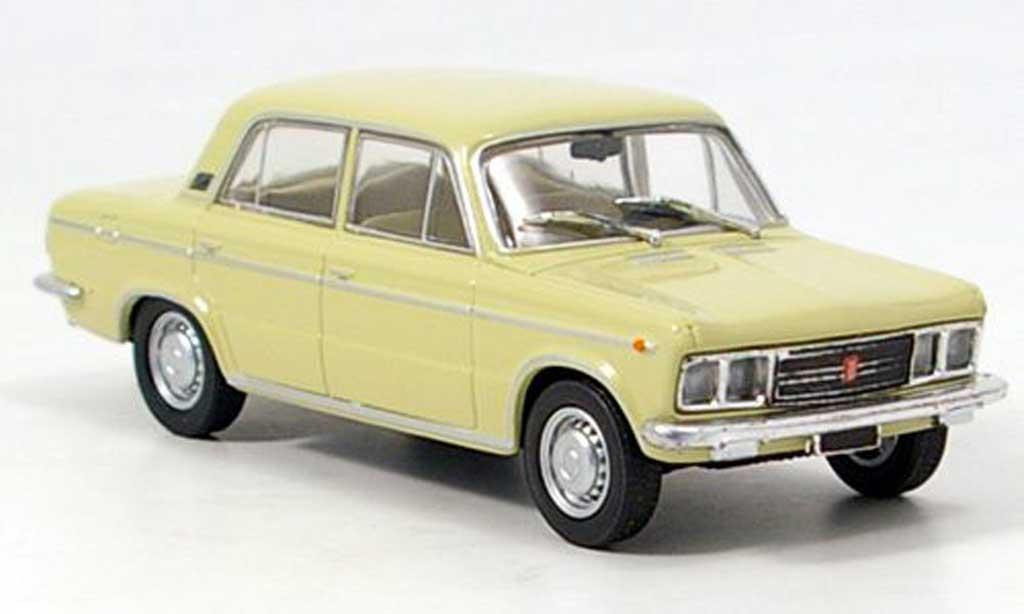 Fiat 125 1/43 Starline Special beige 1968 modellautos