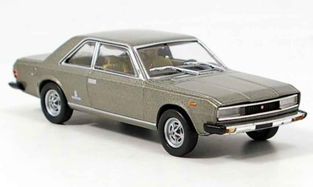 Fiat 130 1/43 Starline Coupe gray 1971 diecast