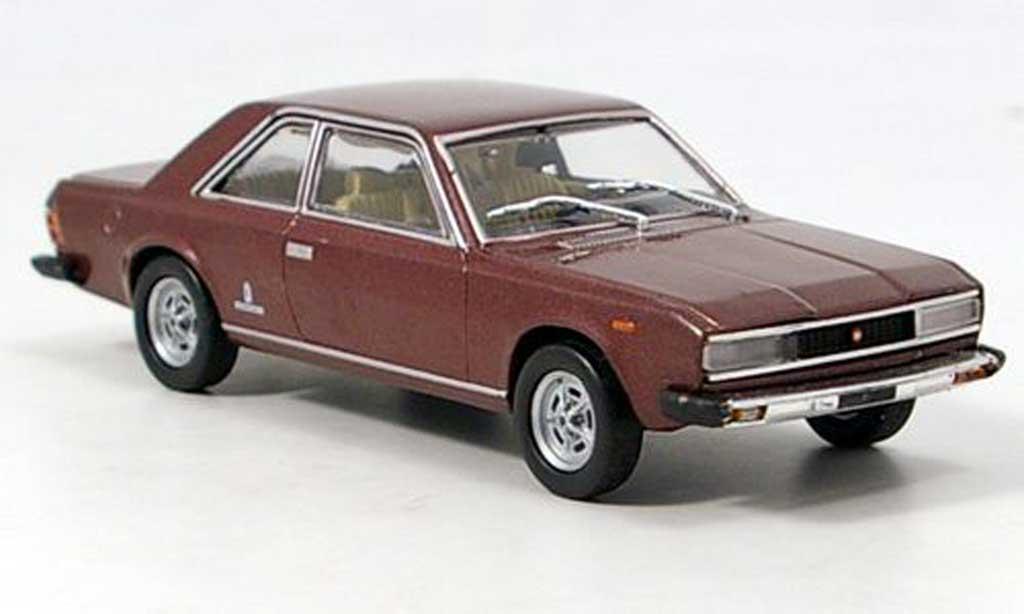 Fiat 130 1/43 Starline Coupe met. red 1971 diecast