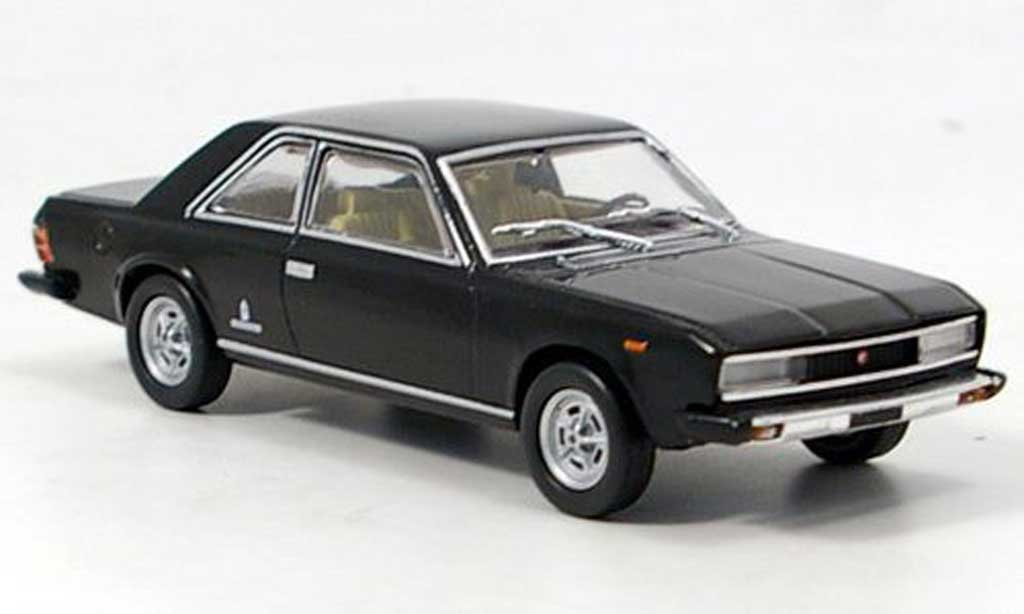 Fiat 130 1/43 Starline Coupe black 1971 diecast