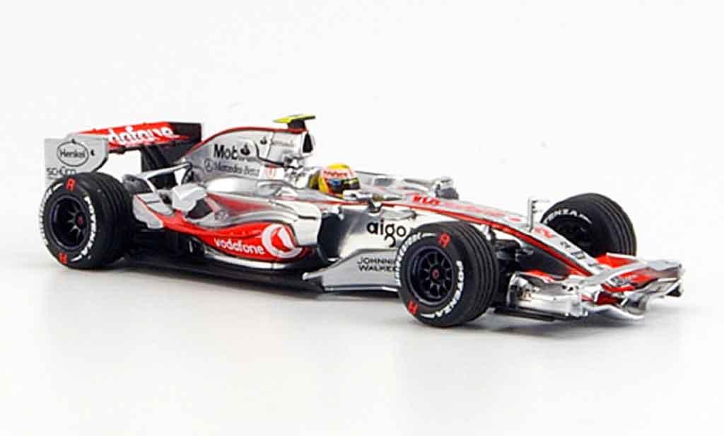 Mercedes F1 1/43 Minichamps McLaren MP 4 22 Hamilton erster Sieg Kanada GP 2007 miniature