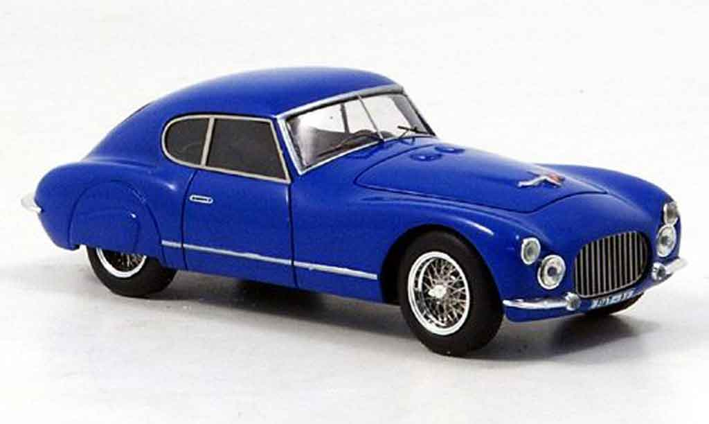 Fiat 8V 1/43 Bizarre bleu Second Series 1953 miniature