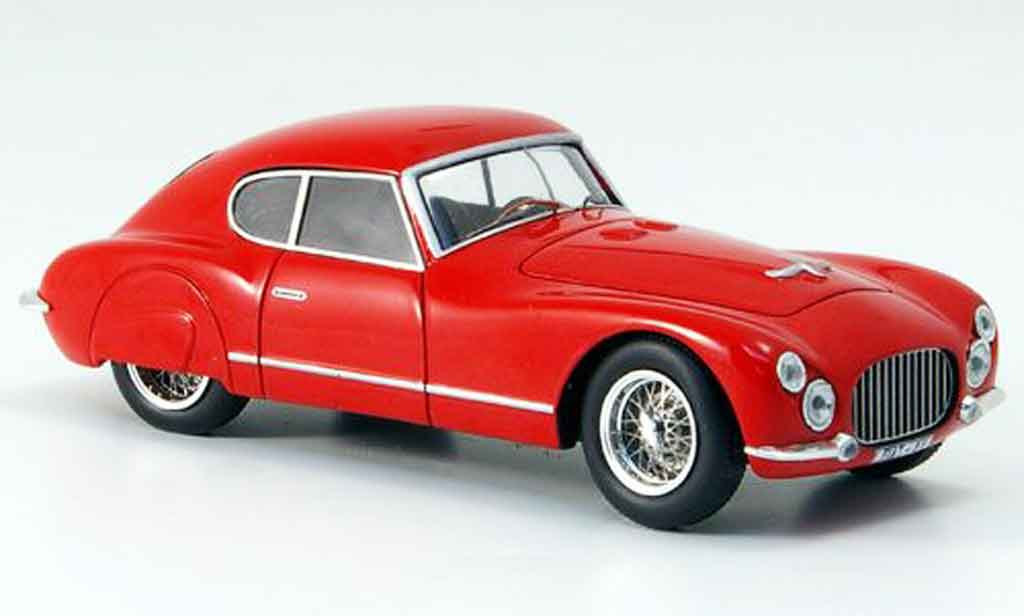 Fiat 8V 1/43 Bizarre rouge Second Series 1953 miniature
