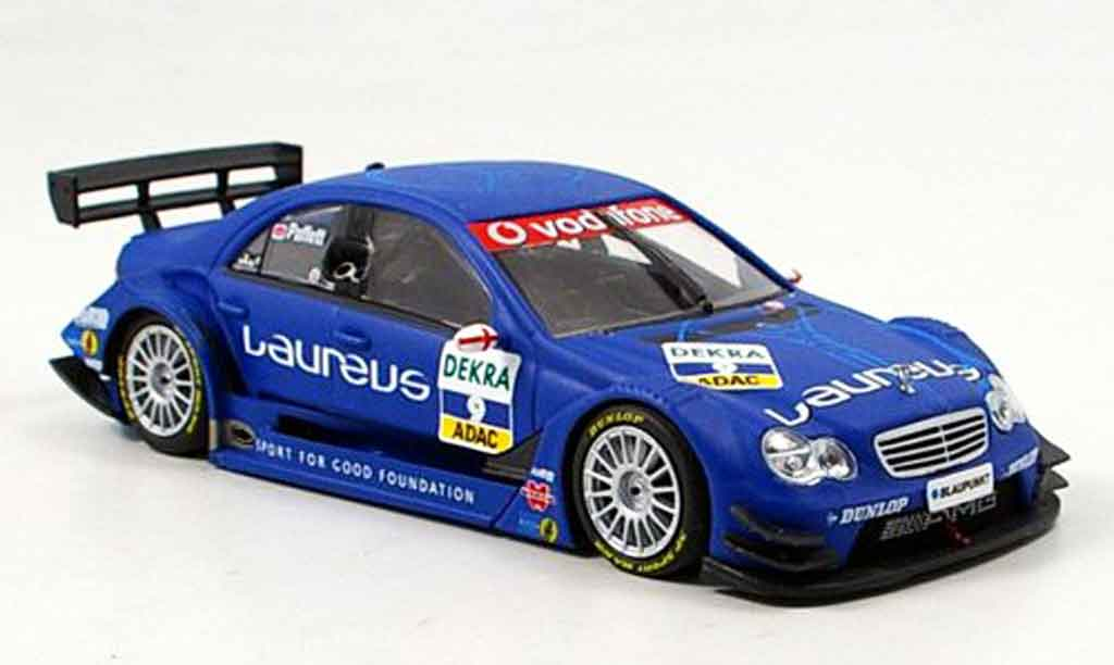 Mercedes Classe C 1/43 Minichamps No.9 DTM 2007 miniature