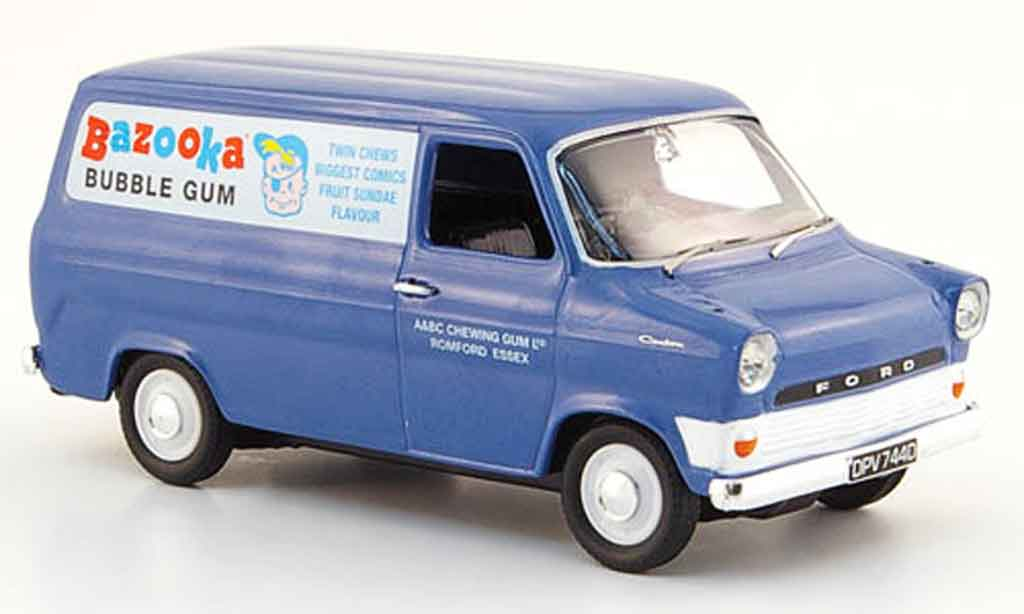 Ford Transit 1/43 Vanguards MK I Bazooka Gums miniature