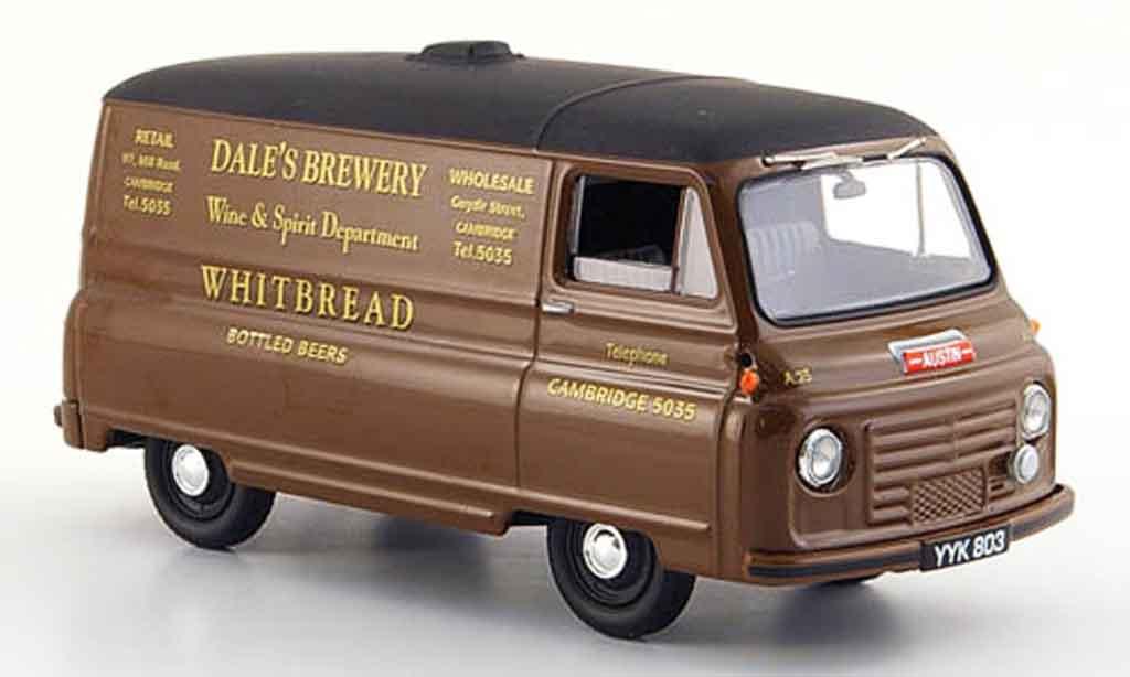 Morris J2 1/43 Vanguards Kleintransporter Whitebread Brewery miniature