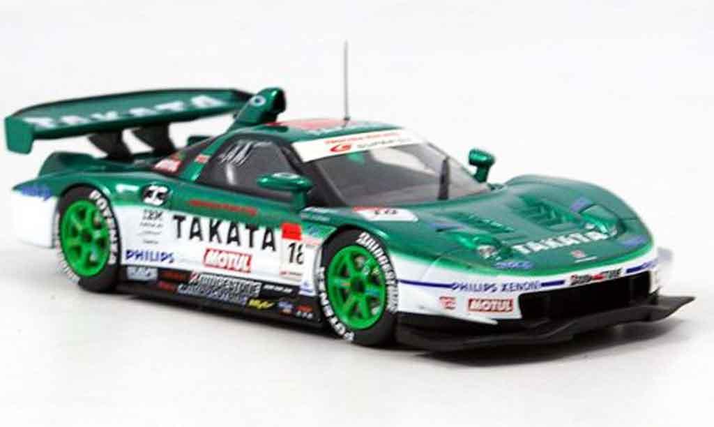 Honda NSX 1/43 Ebbro No.18 Takata Dome 2005
