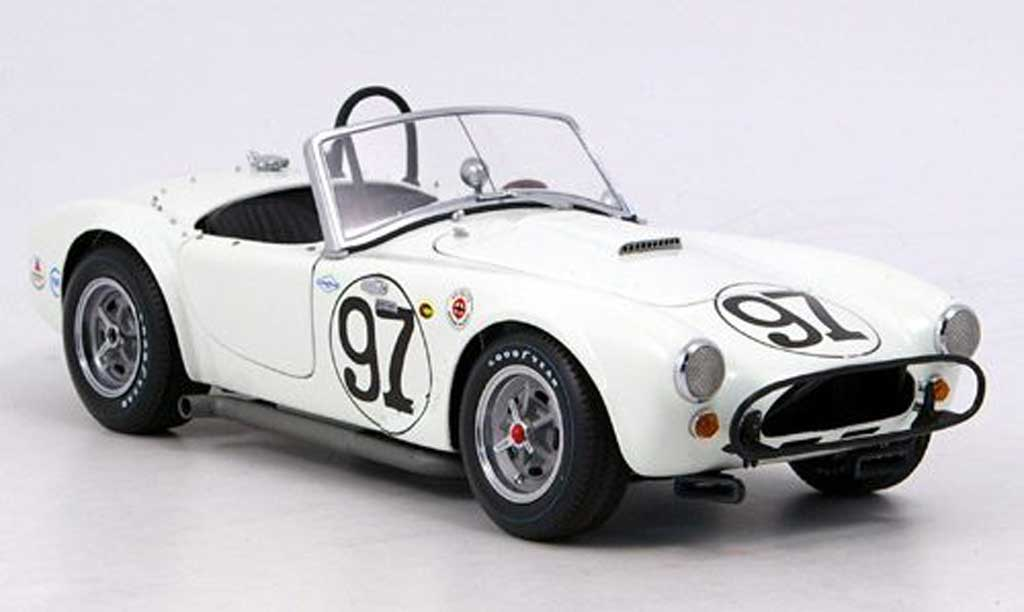 Shelby Ac Cobra 1/18 Exoto competition no.97 daytona continental 1963 miniature