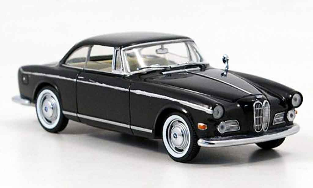 Bmw 503 1/43 Detail Cars Coupe schwwarZ1959 modellautos