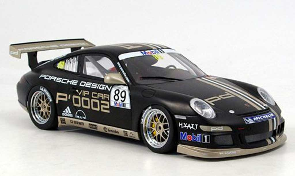 Porsche 997 GT3 Cup 2007 1/18 Autoart no.89 pooo2 miniature