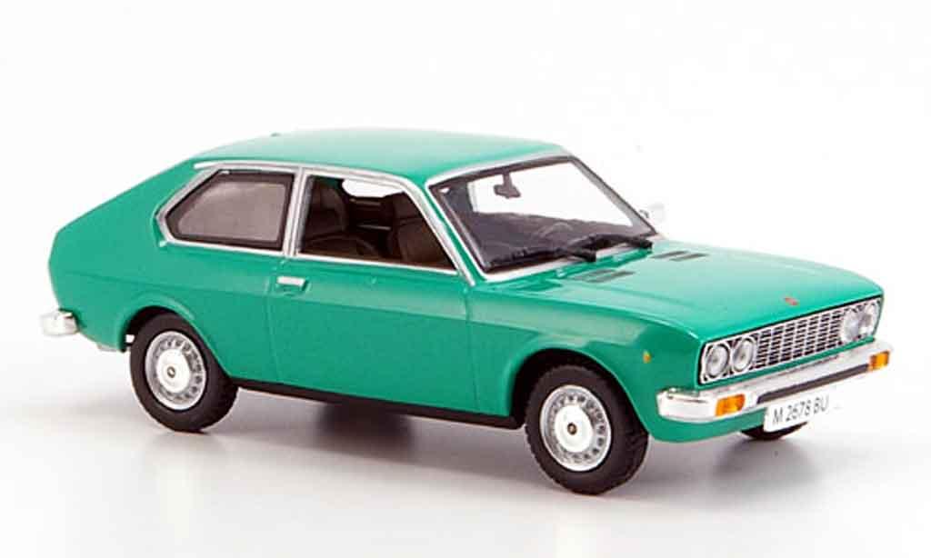 Seat 128 1/43 Norev verte 1976
