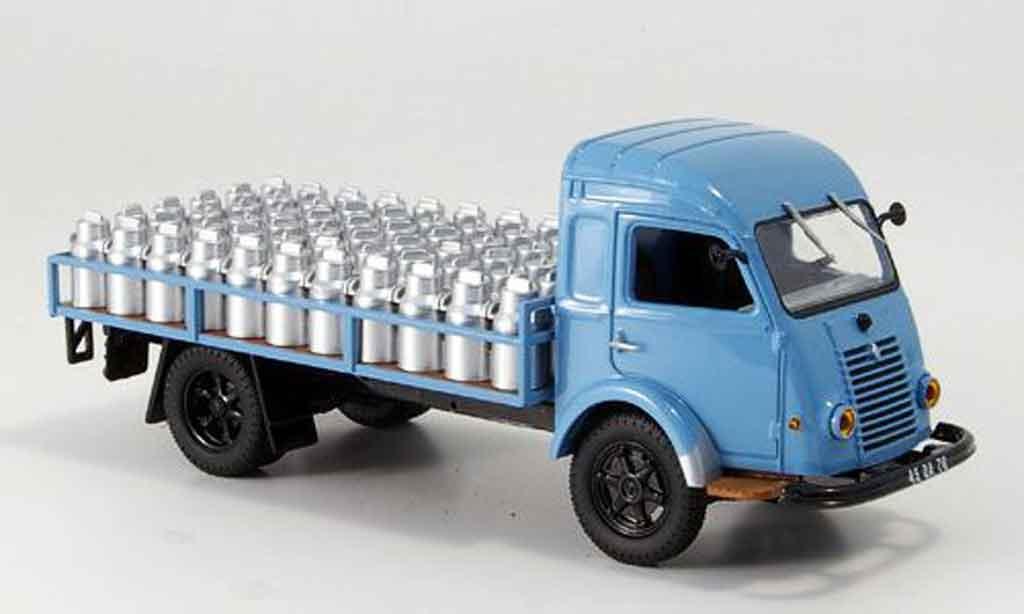 Renault Galion 1/43 Norev lieferwagen bleu miniature