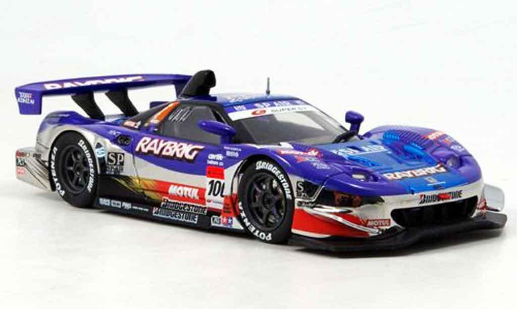 Honda NSX Super GT 1/43 Ebbro Raybrig 500 2007 diecast model cars