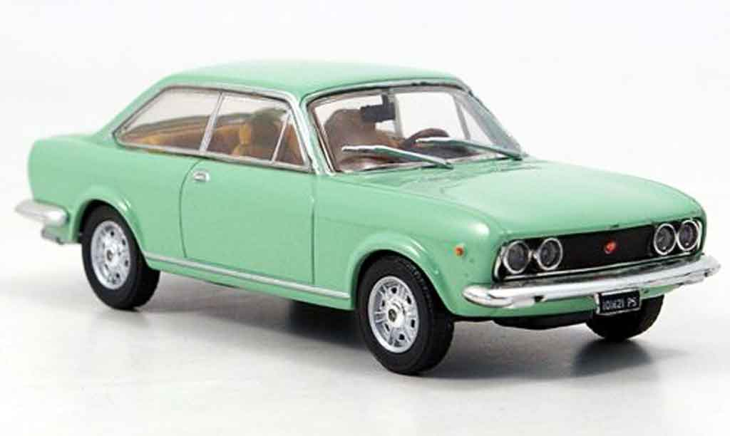 Fiat 124 1/43 Starline Sport Coupe green 1969 diecast