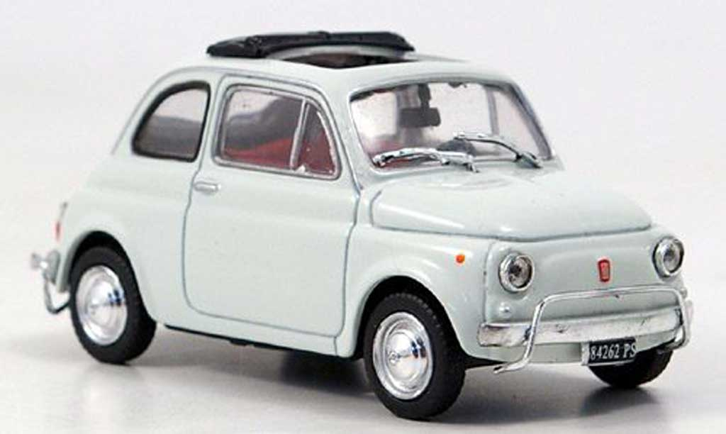 Fiat 500 L 1/43 Starline white 1968 diecast model cars
