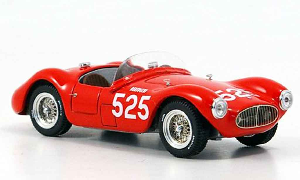 Maserati A6 1/43 Bang gcs millemiglia 1953 miniatura