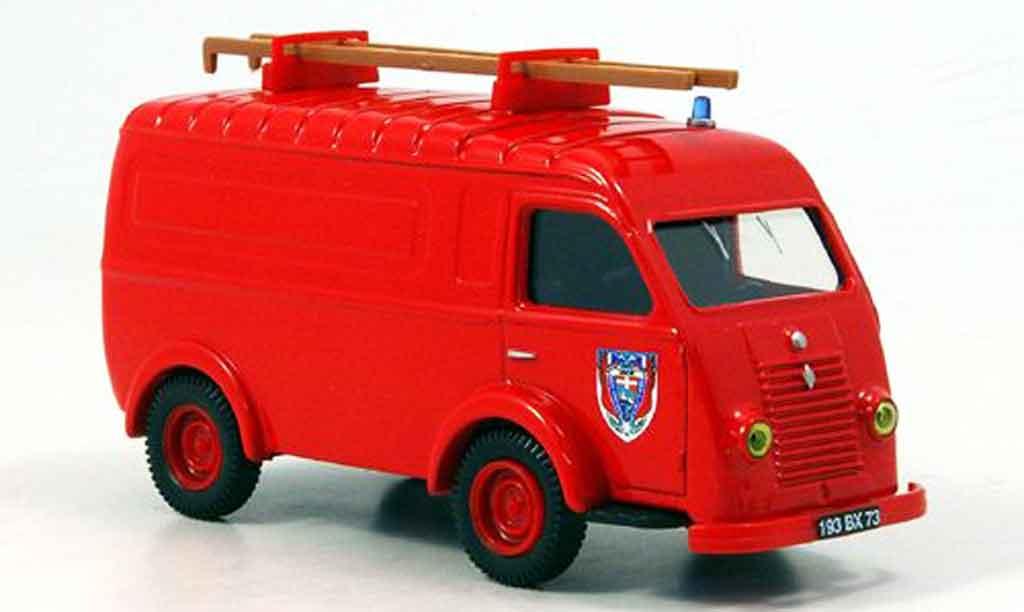 Renault 1000KG 1/43 Eligor pompier miniature