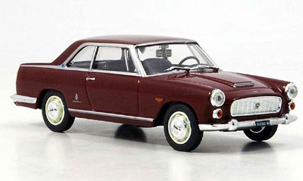 Lancia Flaminia coupe 3B 1/43 Starline rouge 1962 miniature
