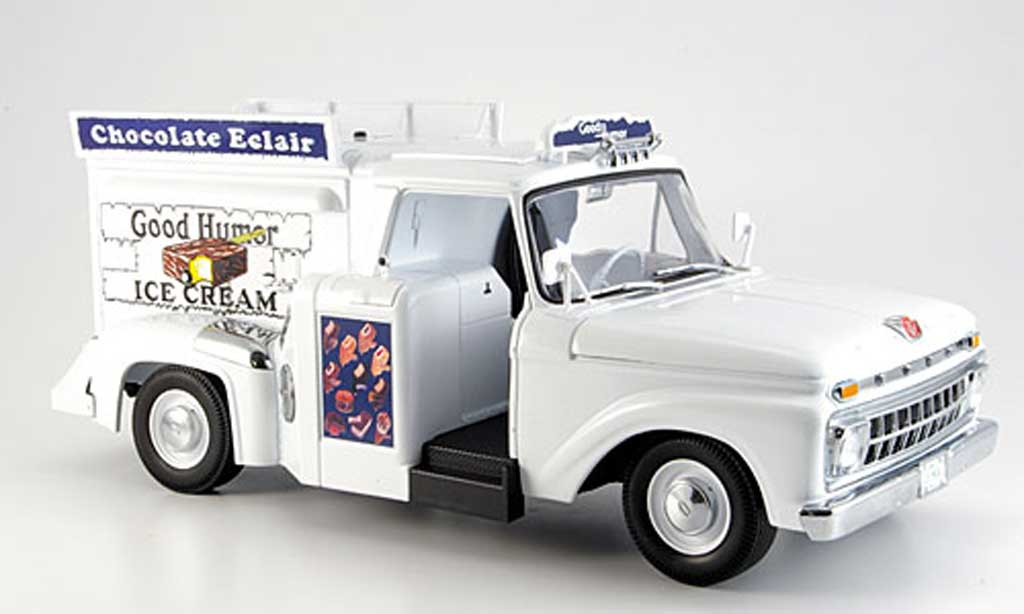 Ford F100 1/18 Sun Star good humor ice cream truck 1965 miniature
